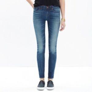 Madewell skinny skinny jeans - 24